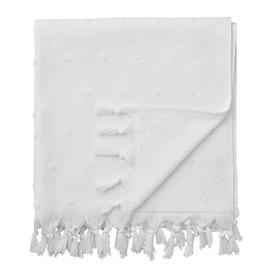 image-Lauren Hand Towel (Set of 2) Lene Bjerre Colour: White