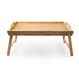 image-Huntley Folding Bed Tray Gracie Oaks
