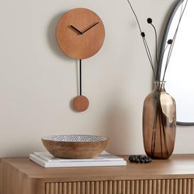 image-Natural Pendulum Clock Natural