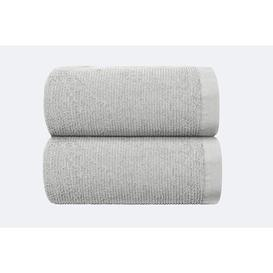 image-Hand Towel Symple Stuff Colour: Silver