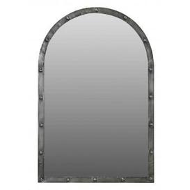 image-Handicrafts Industrial Arched Mirror - 90cm x 60cm
