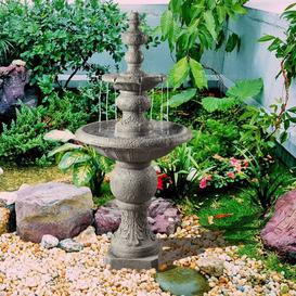 image-Holland Resin Fountain Sol 72 Outdoor