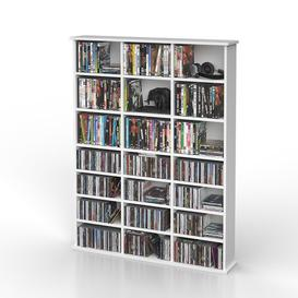 image-CD Shelf Sol 72 Outdoor Finish Colour: White