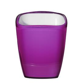 image-Neon Toothbrush Holder Grund Colour: Purple