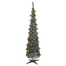 image-6ft Green Pop Up Christmas Tree