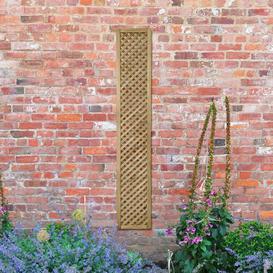 image-Leanna Wood Lattice Panel Trellis (Set of 3) Sol 72 Outdoor