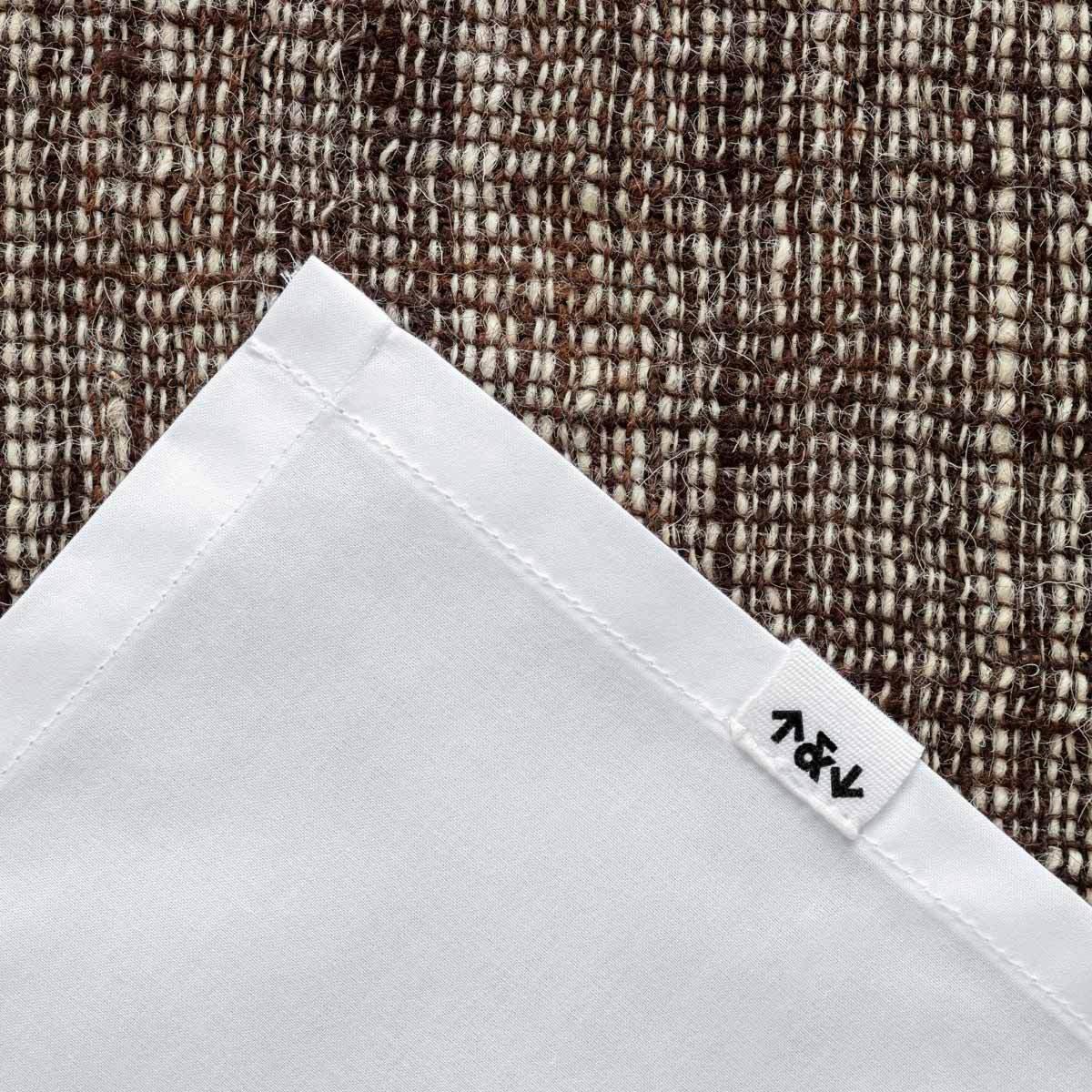image-The Crisp & Cool Organic luxury flat sheet