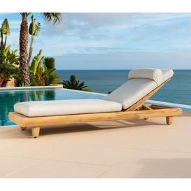 image-Alexander Rose Garden Furniture Sorrento Sunbed