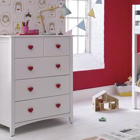 image-Holly 5 Drawer Chest The Children's Furniture Company