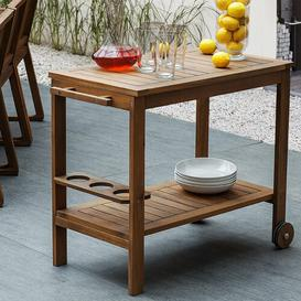 image-Cray Bar Serving Cart Sol 72 Outdoor