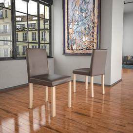 image-Gramercy Upholstered Dining Chair