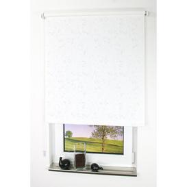 image-Blackout Blinds Mercury Row Size: 162 x 180cm, Colour/Finish: White