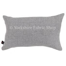 image-James Cushion with Filling Yorkshire Fabric Shop Colour: Silver