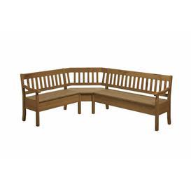 image-Garstang Wood Storage Bench August Grove Colour: Tortilla, Size: 93cm H x 217cm W x 170cm D