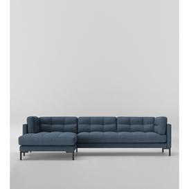 image-Swoon Landau Left Corner Sofa in Reef House Weave
