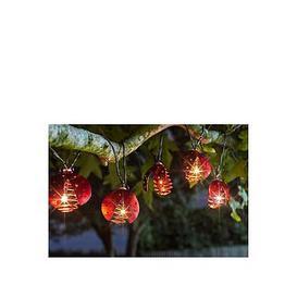 image-Smart Solar Ladybird 3.8M Solar String Light