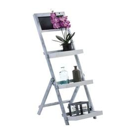 image-Vencimont Plant Stand Brambly Cottage Colour: Grey