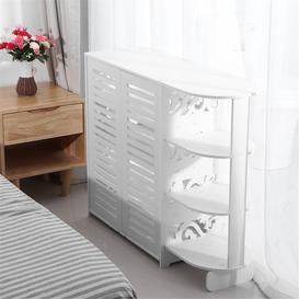 image-31Cm W x 94Cm H x 76Cm D Free-Standing Bathroom Cabinet