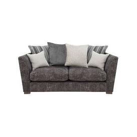 image-Nautical 2 Seater Scatter Back Sofa - Grey