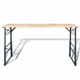 image-Atmore Folding Metal Bar Table Sol 72 Outdoor