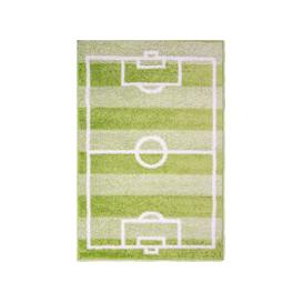 image-Football Pitch Rug Green