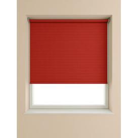 image-Blackout Roller Blind Zipcode Design Size: 120cm W x 175cm L, Finish: Deep Red