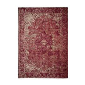 image-Mila Traditional Rug Red and Grey
