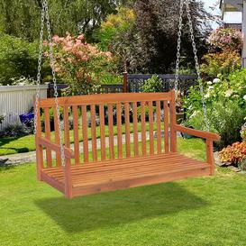 image-Wiese Swing Seat with Stand Freeport Park