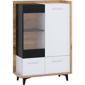 image-Tadcaster Display Cabinet Ebern Designs
