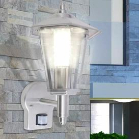 image-Chyna Outdoor Wall Light with Motion Sensor Marlow Home Co.