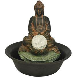 image-Toccoa Resin Buddha Fountain with Light Sol 72 Outdoor