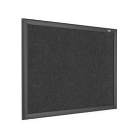 image-Eco-Colour Contrast Noticeboard, Black