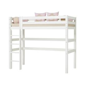 image-Premium High Sleeper Bed Hoppekids Colour: White