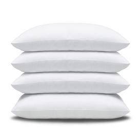 image-Front Sleeper Polyester Plush Support Pillow Slumberdown