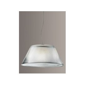 image-Flos Romeo Moon S2 Ceiling Light, Clear