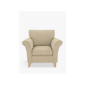 image-John Lewis & Partners Charlotte Armchair, Light Leg