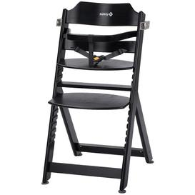 image-Timba Wooden Highchair Safety 1st Colour: Deep Black