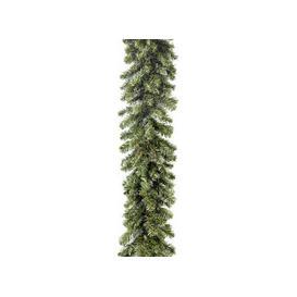 image-Dayton Pine Christmas Garland with 180 Tips - 9ft