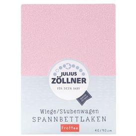 image-Fitted Cot Sheet Julius Z├╢llner Colour: Pink