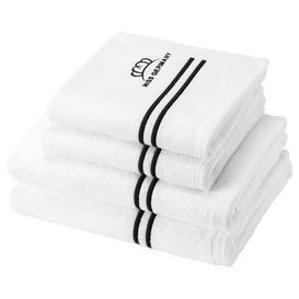 image-Miss Germany Bath Towel Egeria Colour: Black