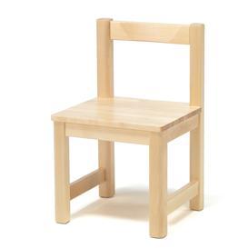 image-Children's chair ZET, H 330 mm, birch