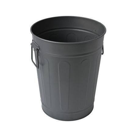 image-Dustbin Style Bin Grey