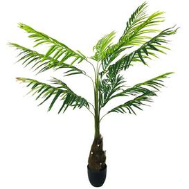 image-Artificial Floor Palm Tree in Pot Geko Products