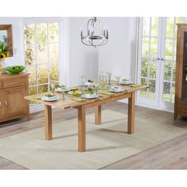 image-Castorena Extendable Dining Set with 6 Chairs Rosalind Wheeler Upholstery Colour: Brown