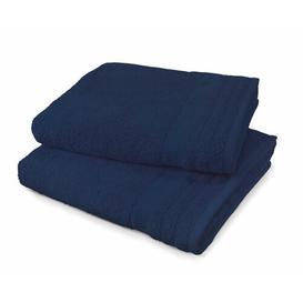 image-Basic Guest Towels (Set of 6) Tom Tailor Colour: Dark blue