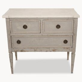 image-Degnan Side Table with Storage Beachcrest Home