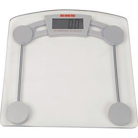 image-Argos Home Glass Electronic Bathroom Scale