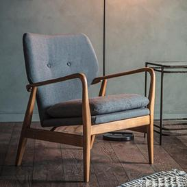 image-Gallery Direct Jensen Armchair Grey