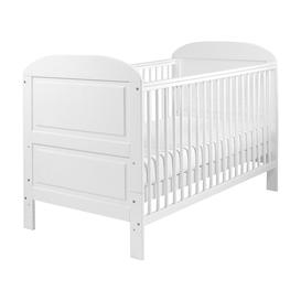 image-Angelina Cot Bed with Mattress