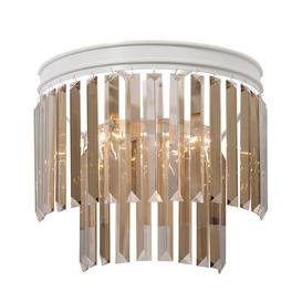image-Nyah 3-Light Flush Mount Willa Arlo Interiors